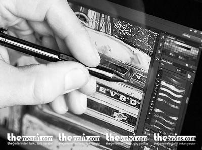 Adobe Photoshop CC Tasarım Aracı