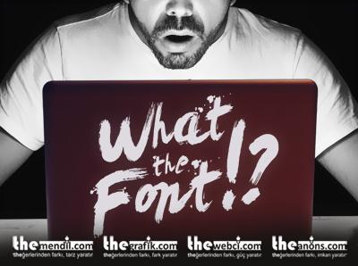 resimdeki fontu bulma programı